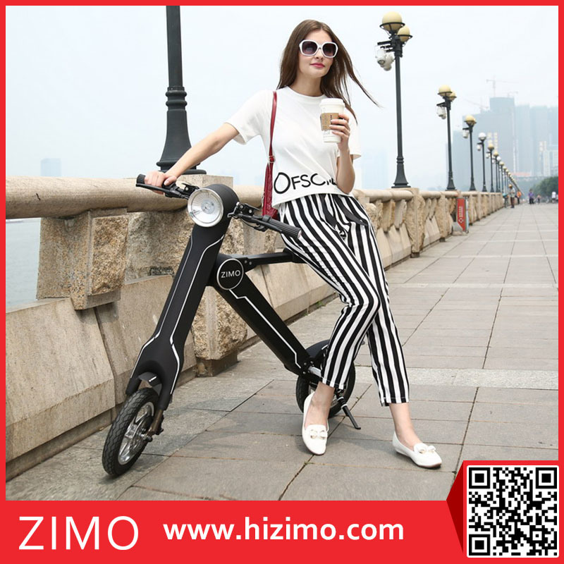 2017 New 2 Wheel 36V Folding Electric Scooter for Adult