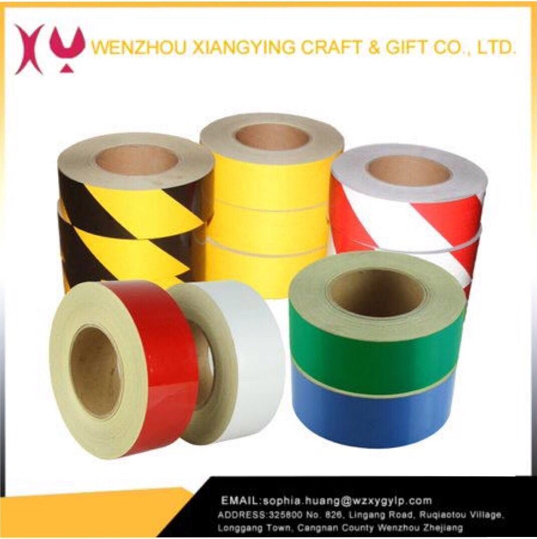 Wholesale Unique Long Distance of Visibility Reflective Tape Roll