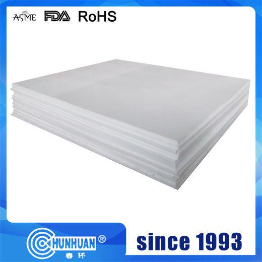 100% Virgin PTFE/ Teflon Plate Sheet--Factory