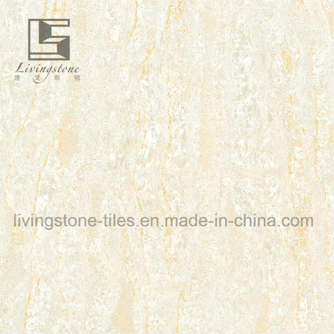 Yellow Nafuna Series Polished Tiles