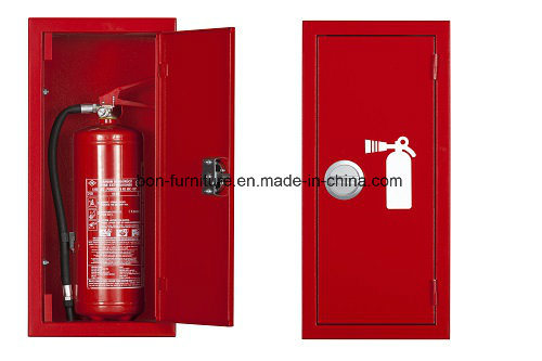 Metal single Door Fire Extinguisher Cabinet /Metal Fire safety Cabinet