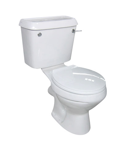 2036 Twyford Sanitary Ware, British Type Toilet Set, Washdown Two-Piece Toilet