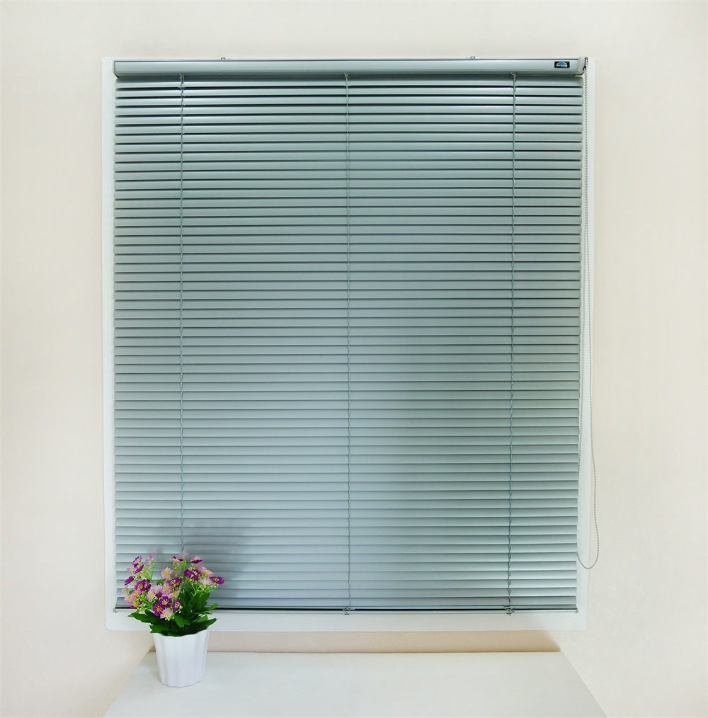 Factory Direct Supply Venetian Blinds Prices, Custom Size Wholesale 25mm-50mm PVC Aluminum Venetian Blinds
