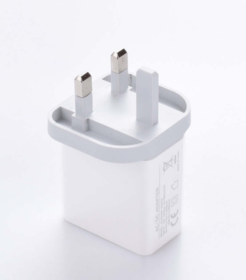 New Products Type-C +USB Travel Charger for Samsung