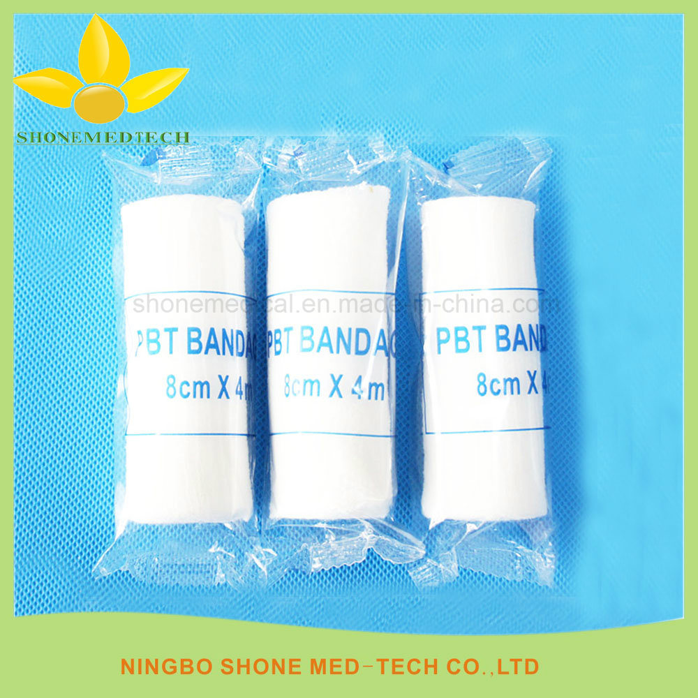 Medical Crepe Bandage with Ce FDA Certificate