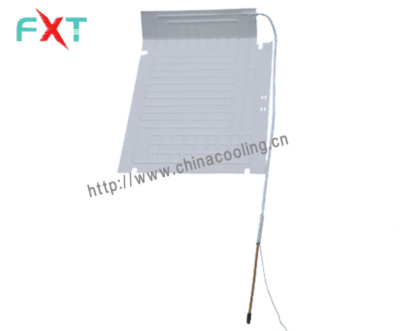 Roll Bond Evaporator for Home Refrigerator