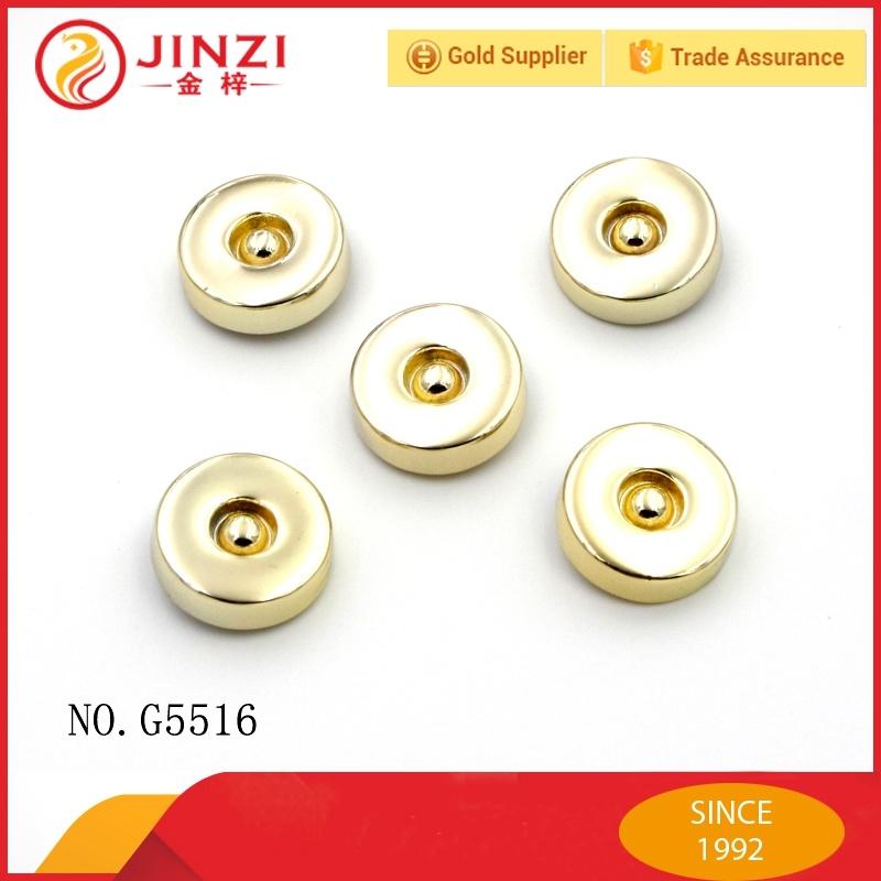 Custom Metal Stud Rivets for Garment Accessories