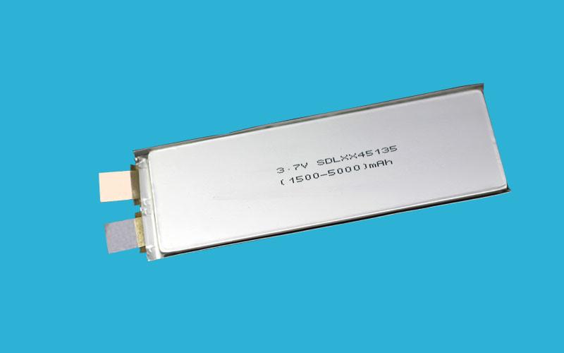 5000mAh 3.7V Lithium Polymer Battery Ce CB UL