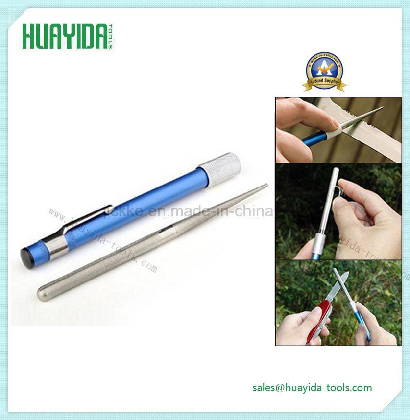 Diamond Pocket Sharpener for Hookand Knife