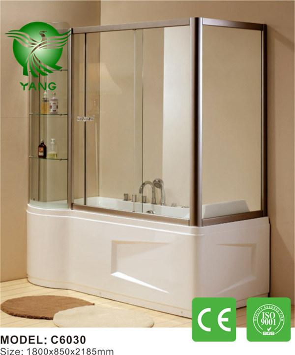 Corner Shower Door High Quality Simple Shower Enclosure
