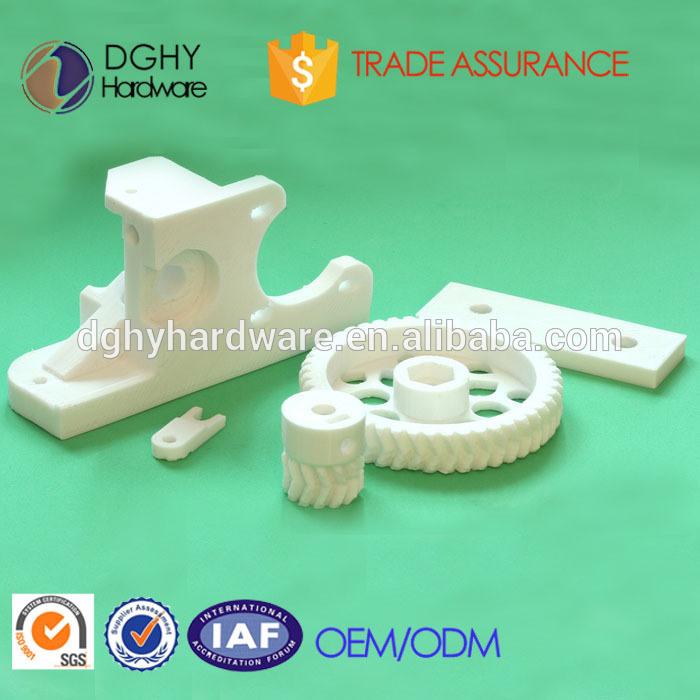 Customized TPE ABS POM PC PP Teflon Plastic Injection Parts