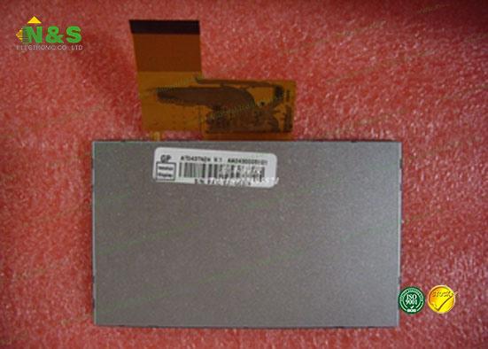 Original Innolux 4.3inch At043tn24 V. 7 480X272 TFT LCD