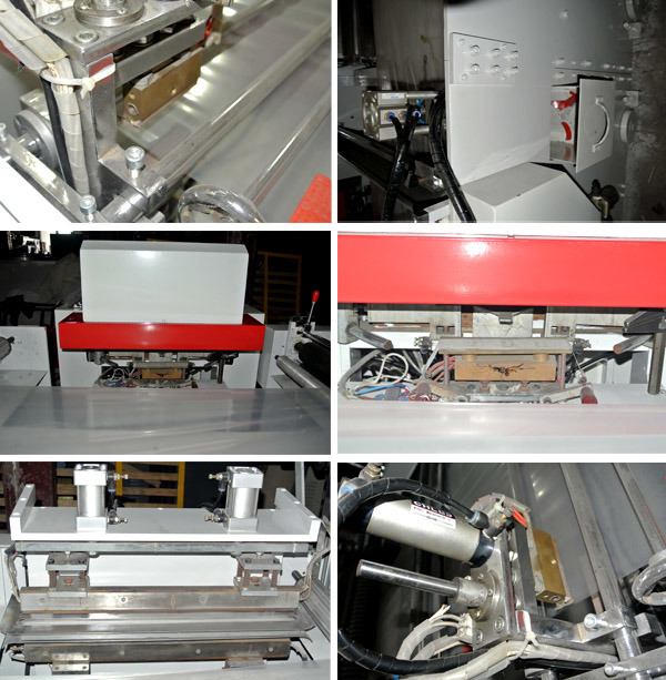 Fully Automatic Soft Handle Bag Making Machine (XY-750/850/1000ZD)