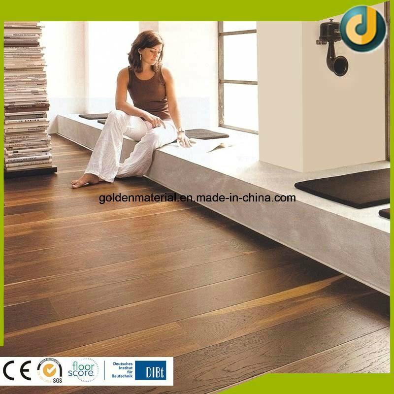 Plastic PVC Floor with RoHS Certificate