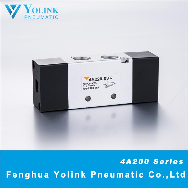4A220 Series Exterior Control Pneumatic Valve