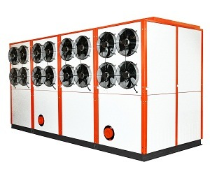 65kw Low Temperature Intergrated Chemical Industrial Evaporative Cooled Water Chiller