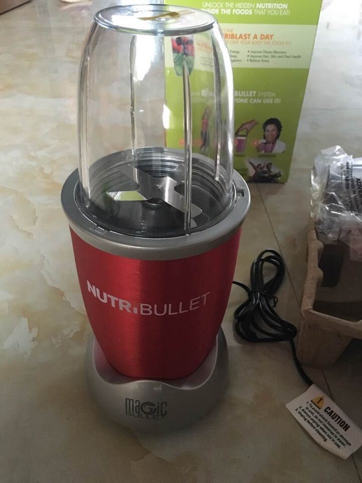 Nutrion Blender Bullet 600W