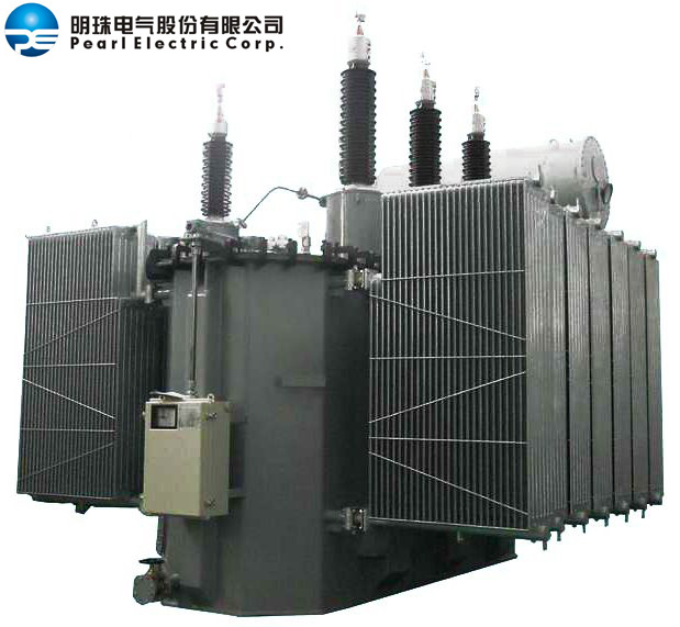 33kv Class Oil-Immersed Power Transformer (up to 35MVA)