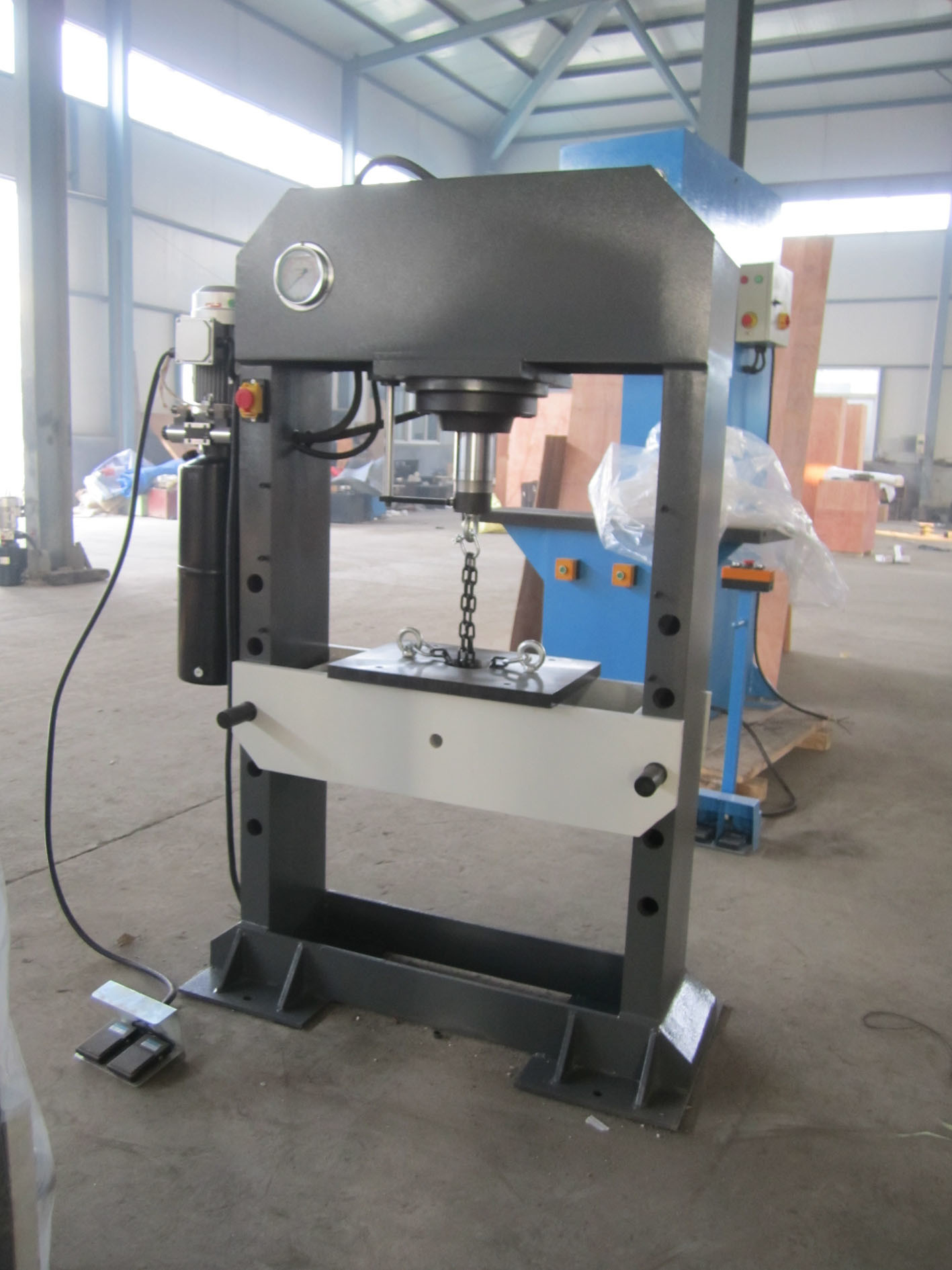 HP Series Auto Hydraulic Press for Molding (HP-63)
