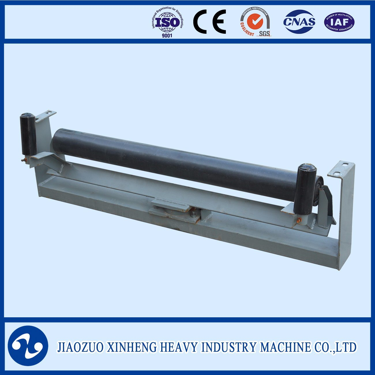 Trough Belt Conveyor Roller Group / Carrier Idler / Impact Roller