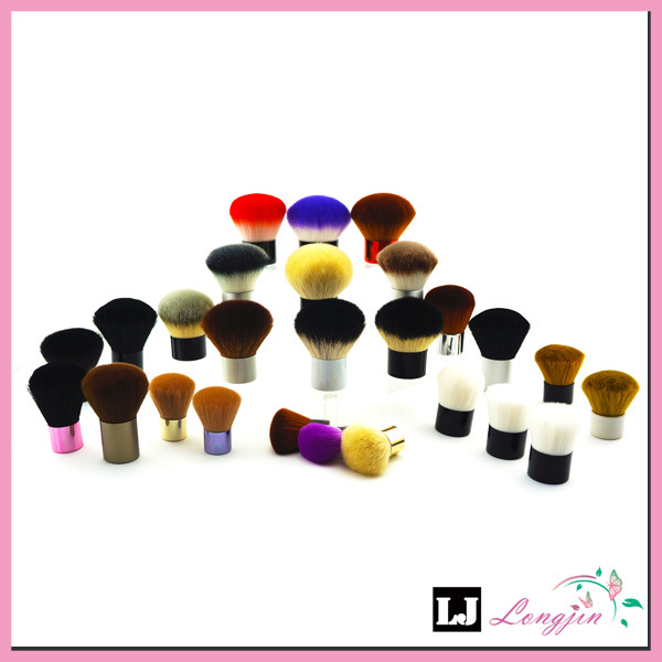 Kabuki Brush of Different Size & Color (LJ02757)