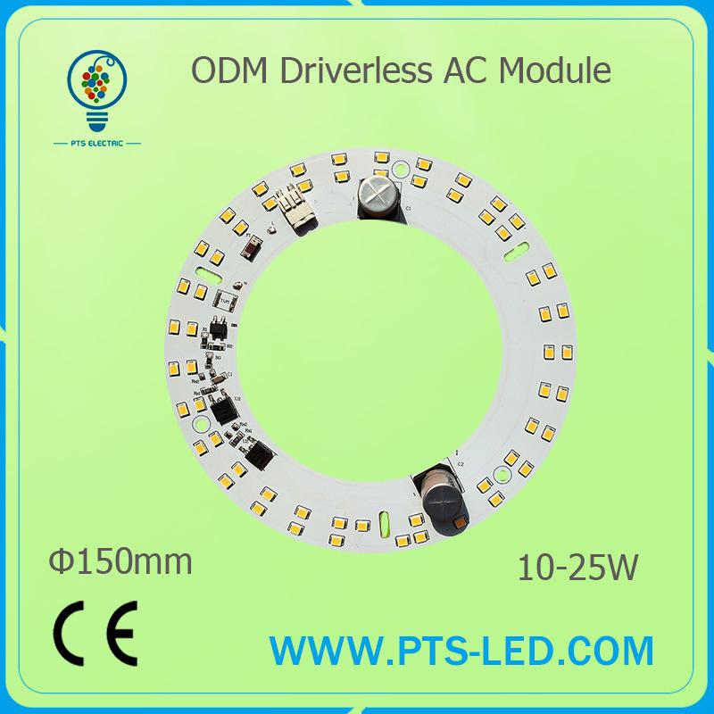 10W 20W T8 LED Tube 86-265V/AC 110V / 220V Driverless AC SMD LED Module SKD