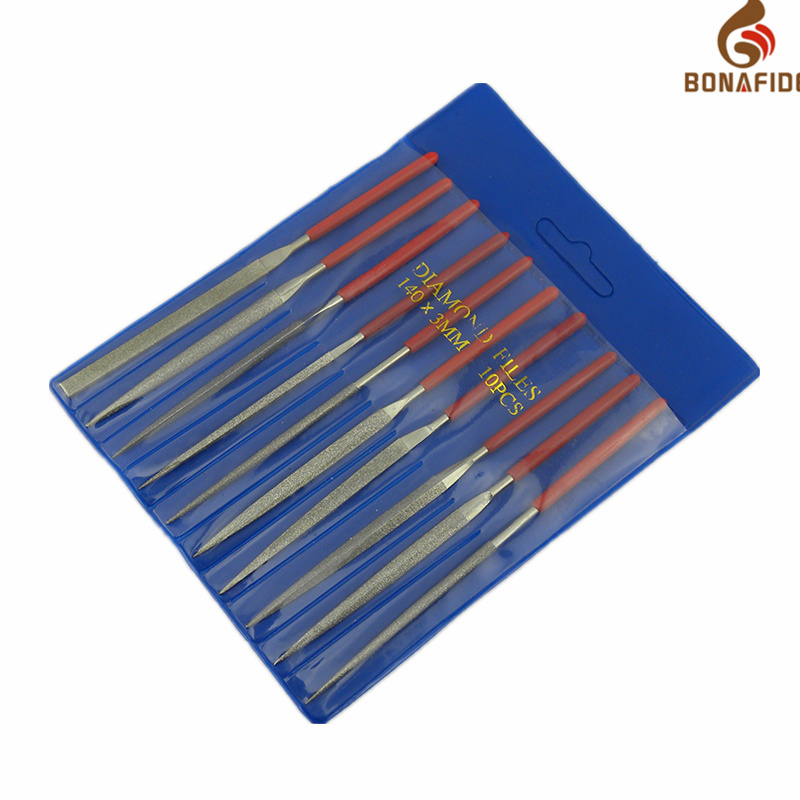 Electroplated Diamond Needle File