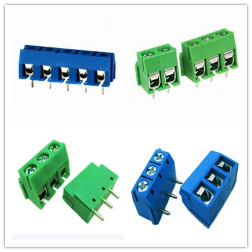 3.5mm 3.81mm 5.0mm 5.08mm Electrical Terminal Block