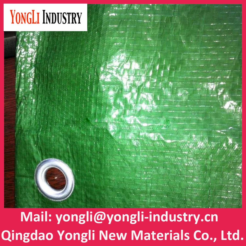 China PE Tarpaulin Factory Supply Standard Tarpaulin Size
