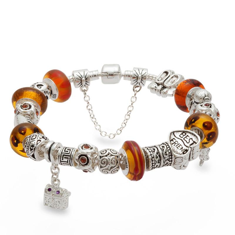 European Charm Bracelets Wholesale
