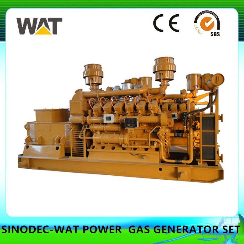 500kw Natural Gas Generator Set for Electricity Power Plant