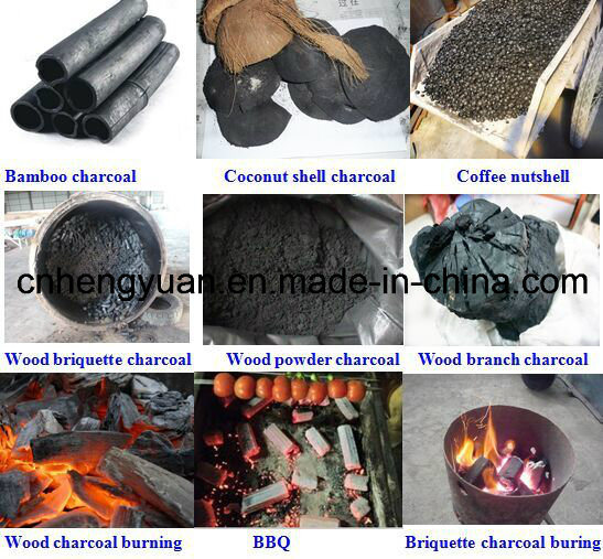 Coconut Shell Charcoal Carbonization Stove with Good Quality