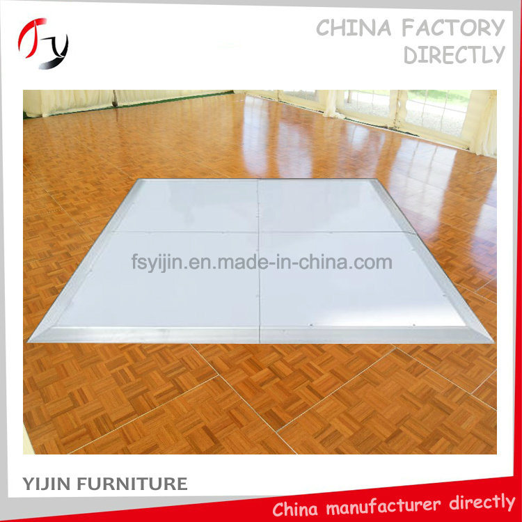Hotel Banquet Event Hall Restaurant Party Wooden Dance Floor (DF-49)
