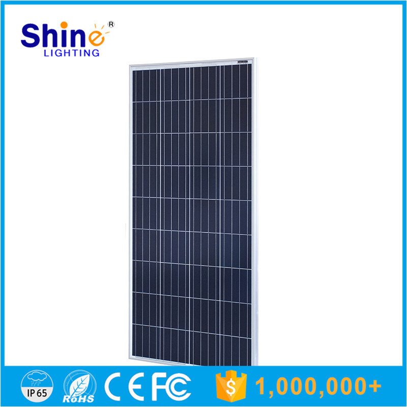 High Quality Poly Solar Module 150W for Power Plant