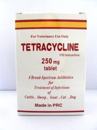 Oxytetracycline Tablet 250mg