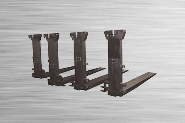 Heavy Duty 1/60 Metric Ton Capability Forks for Forklift
