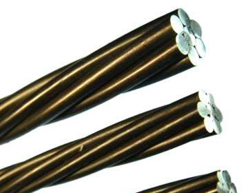 Stranded Galvanized Steel Wire (GSW) / Static Wire