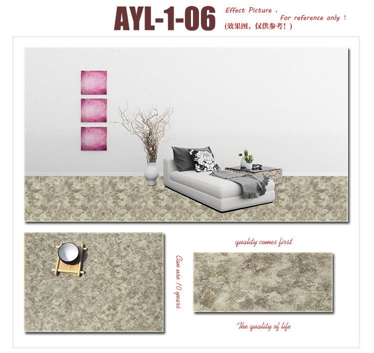 High Quality Factory Direct Vinyl /PVC Floor Mat/ Roll
