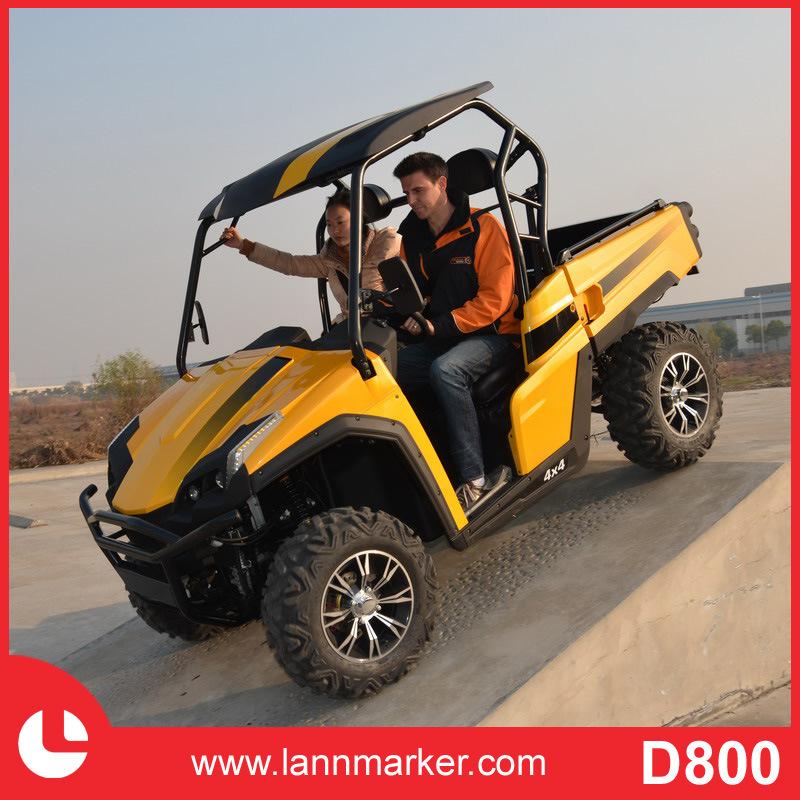 800CC Diesel UTV 4X4