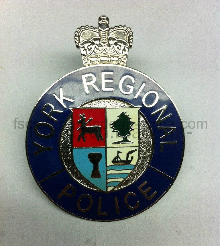Hard Enamel Police Badges Military Pin Badges