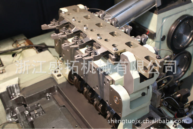 4 Die 4 Blow Cold Forging Machine (STBF-10B4SL)