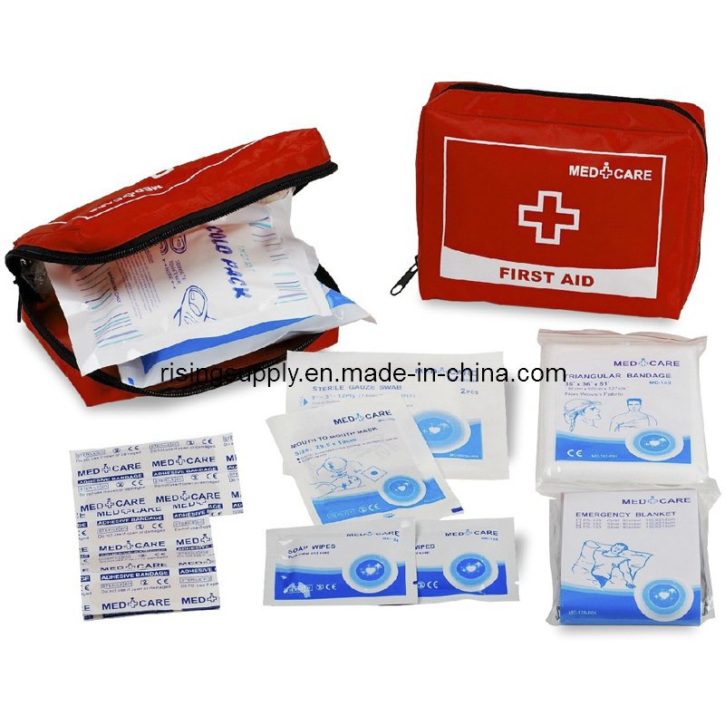 Travel First Aid Kit (HS-017)