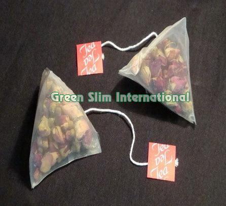 Pyramid Tea Bag Weight Loss Slimming