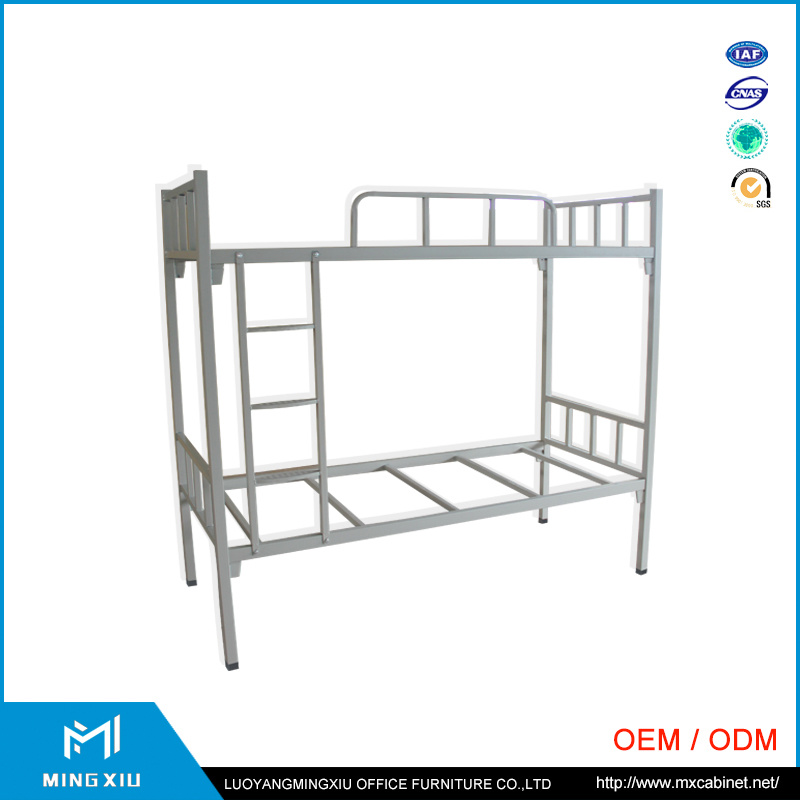 Luoyang Mingxiu Metal Double Bunk Beds for Adults / Bunk Bed