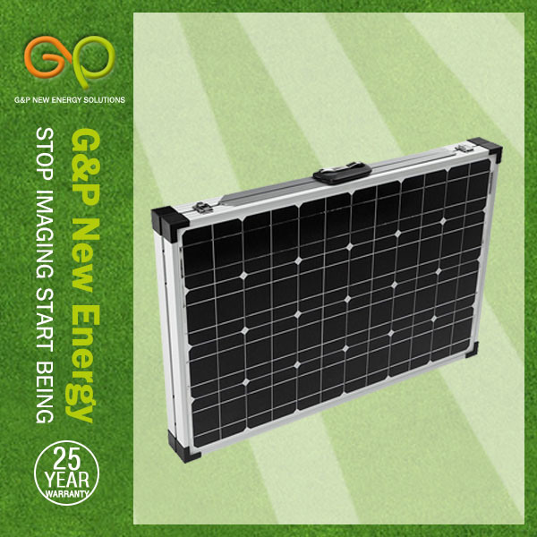 High Efficiency 100W CE/TUV Polycrystalline Silicon Photovoltaic Solar Panels