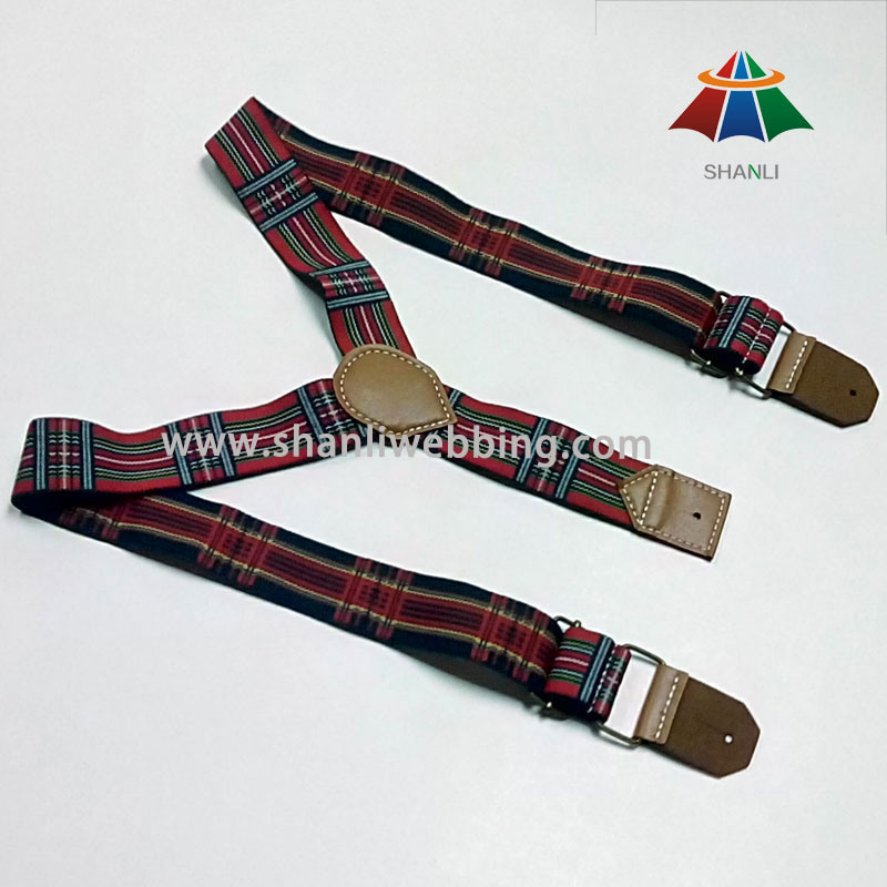 Mixed Color Suspender for Students