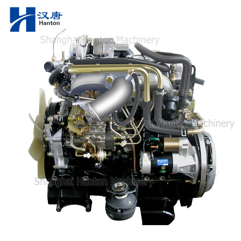 Isuzu 4BJ1T auto diesel motor engine for auto and construction machinery