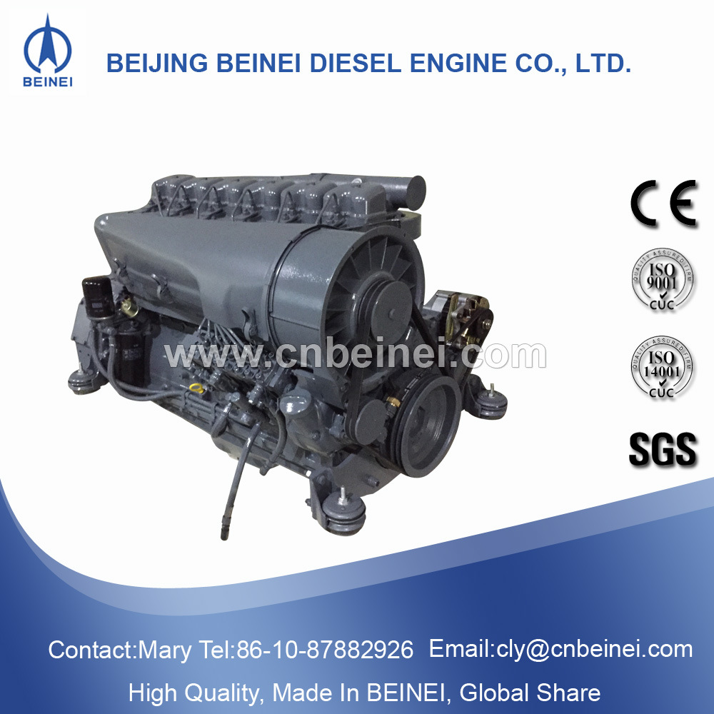 Air Cooled Diesel Engine F6l914 for Generator Use