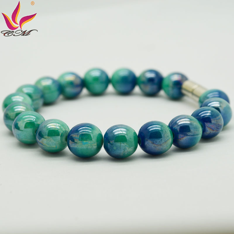 Newest Design Tourmaline Bracelet for Health Care
