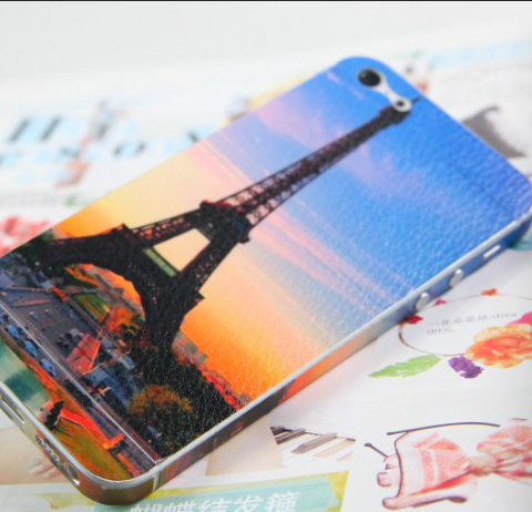 Mobile Phone Cases Printer for iPhone Case Stickers